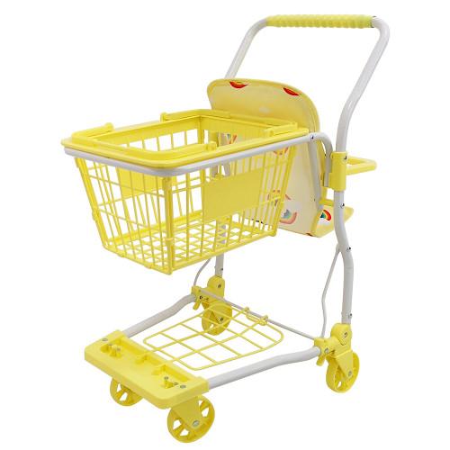 Roma Rupert Shopping Trolley - Primrose