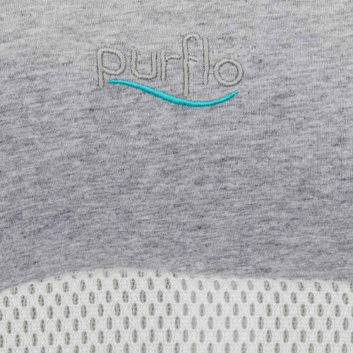 Purflo Replacement Cover For Nest - Marl Grey