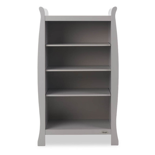 Obaby Stamford Bookcase - Warm Grey