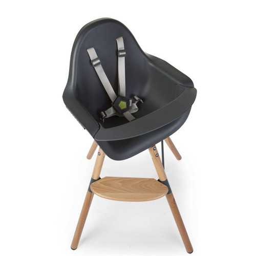 Childhome Evolu One.80 Highchair - Natural/Anthracite