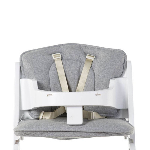 Childhome Baby Grow Chair Cushion - Jersey Grey
