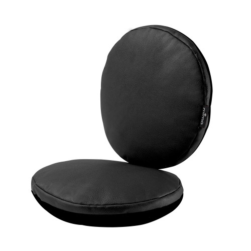 Mima Moon Junior Chair Cushions - Black