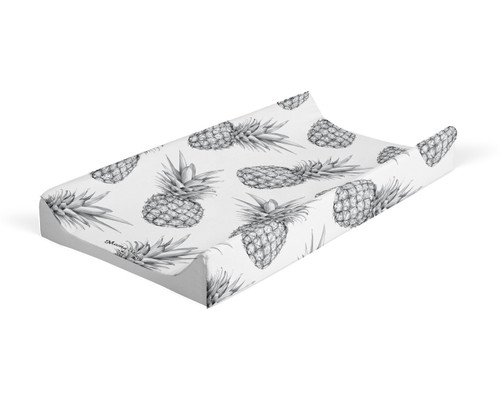 Mama Shack Wedge Changing Mat - Pineapple White