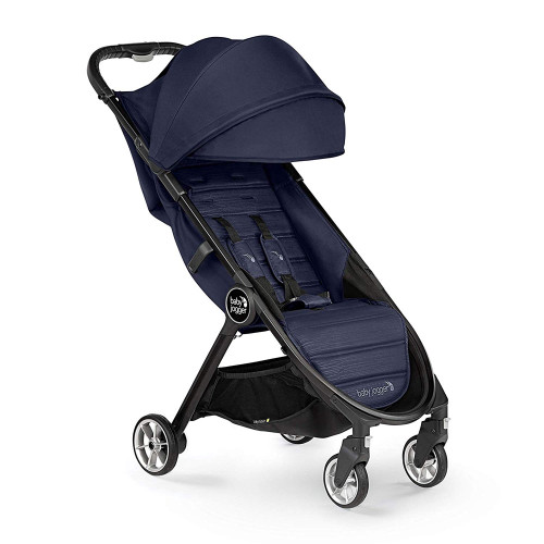 Baby Jogger City Tour 2 Compact Fold Stroller - Seacrest - angle