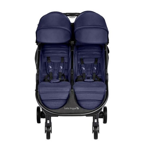 Baby Jogger City Tour 2 Double Stroller - Seacrest - front