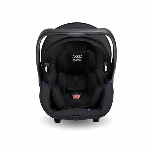 Axkid Modukid i-Size Infant Car Seat - Black - front