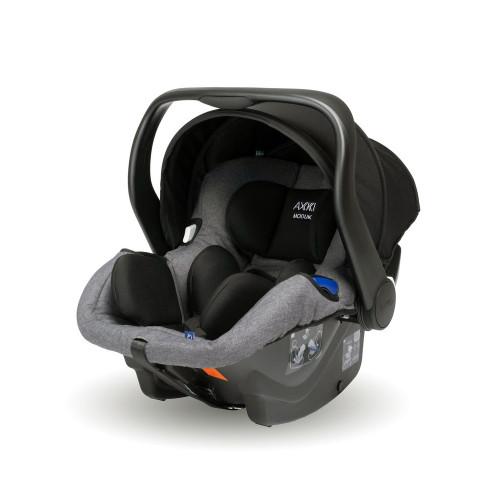 Axkid Modukid i-Size Infant Car Seat - Grey