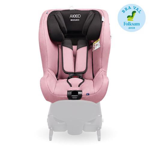 Axkid Modukid i-Size Toddler Car Seat - Pink
