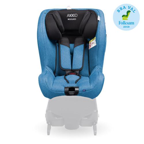 Axkid Modukid i-Size Toddler Car Seat - Petrol