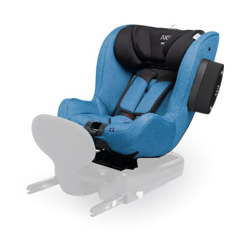 Axkid Modukid i-Size Toddler Car Seat - Petrol - sip