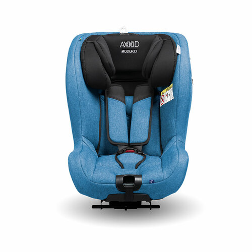 Axkid Modukid i-Size Toddler Car Seat - Petrol - solo