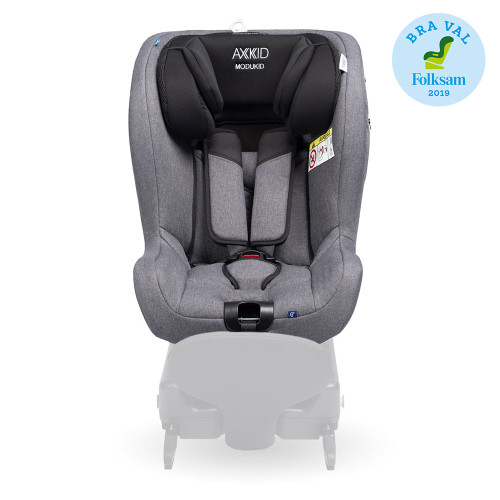 Axkid Modukid i-Size Toddler Car Seat - Grey