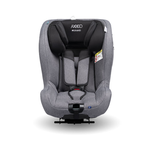 Axkid Modukid i-Size Toddler Car Seat - Grey - solo