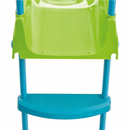 TP Toys Crazywavy Slide & Stepset - Apple Green - top