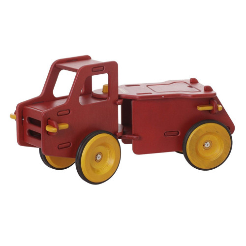 Moover Toys Dump Truck - Red