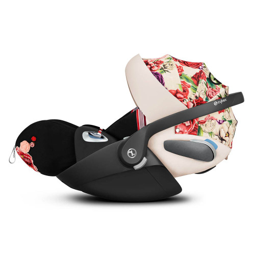 Cybex Cloud Z i-Size - Spring Blossom Light