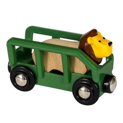 Brio Safari Wagon & Lion