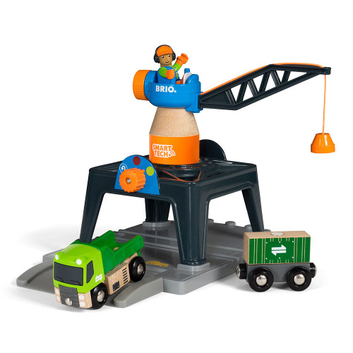 Brio Smart Tech - Container Crane
