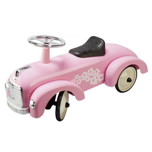 Goki Ride-On Vehicle - Pink