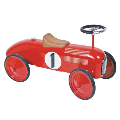 Goki Ride-On Vehicle - Red