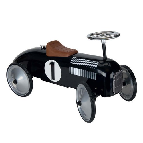 Goki Ride-On Vehicle - Black