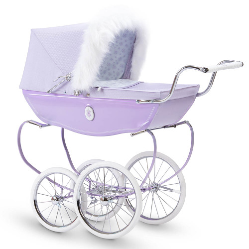 Silver Cross Dolls Pram - Snow Princess