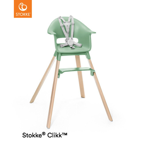 Stokke® Clikk™ High Chair - Clover Green