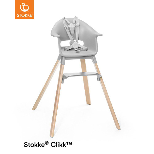 Stokke® Clikk™ High Chair - Cloud Grey