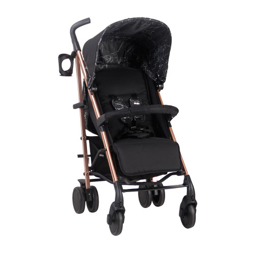 My Babiie MB51 Pushchair - Samantha Faiers/Rose Gold & Black Marble
