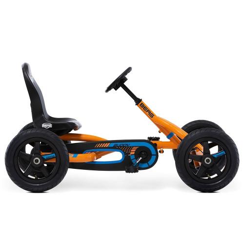 BERG Buddy Go-Kart - B-Orange  - left side