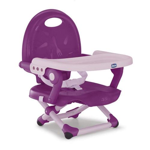 Chicco Pocket Snack Booster Seat - Violetta