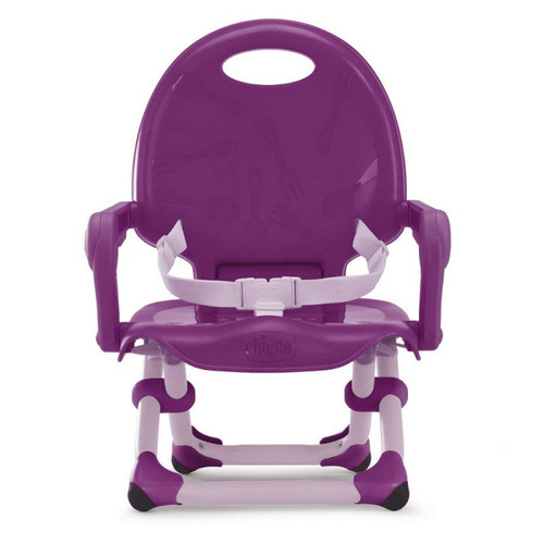 Chicco Pocket Snack Booster Seat - Violetta (front)