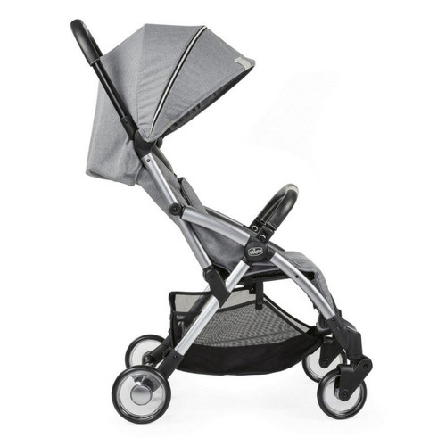 Chicco Goody Stroller - Cool Grey (side)