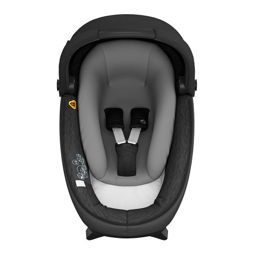 Maxi Cosi Jade Car Cot - Essential Black