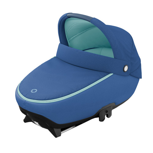 Maxi Cosi Jade Car Cot - Essential Blue