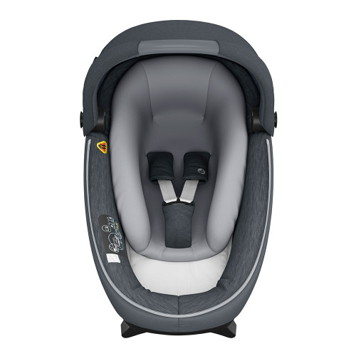 Maxi Cosi Jade Car Cot - Essential Graphite
