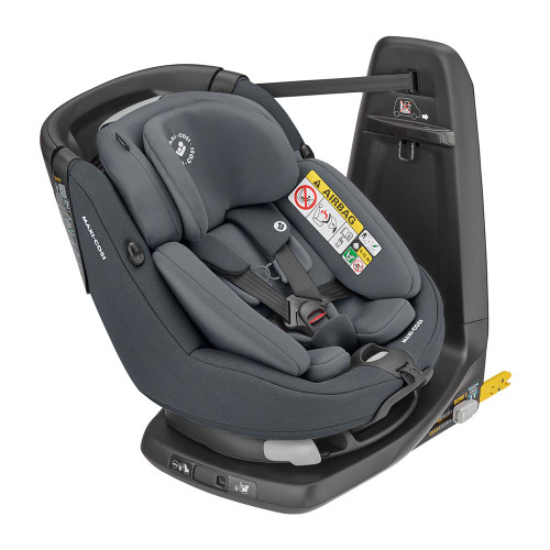 Maxi Cosi AxissFix Plus -i-Size Car Seat - Authentic Graphite
