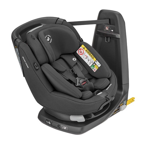 Maxi Cosi AxissFix Plus i-Size Car Seat - Authentic Black