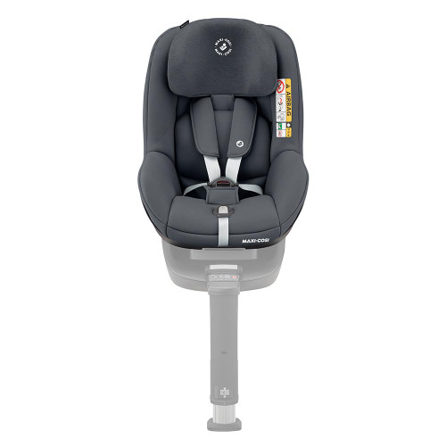 Maxi Cosi Pearl Smart i-Size Car Seat - Authentic Graphite