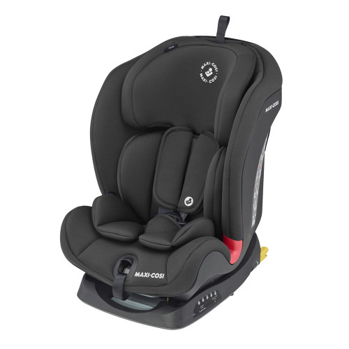 Maxi Cosi Titan Group 1/2/3 Car Seat - Basic Black