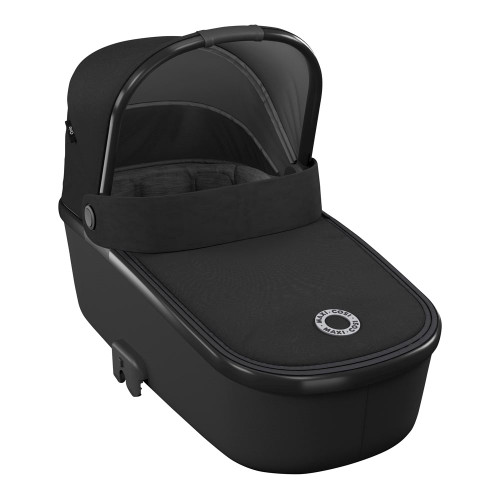 Maxi Cosi Oria Carrycot - Essential Black