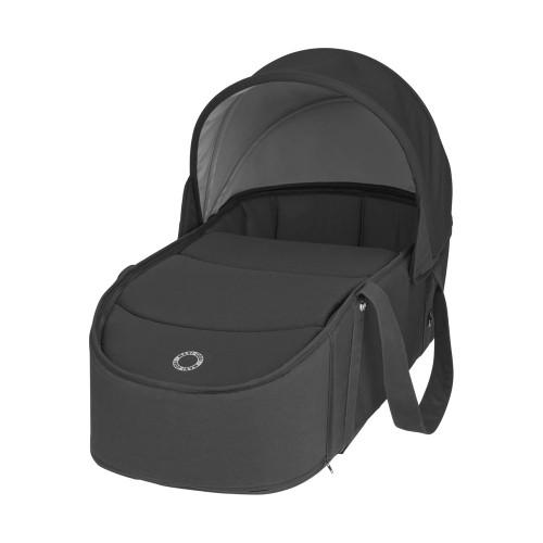Maxi Cosi Laika Soft Carrycot - Essential Black