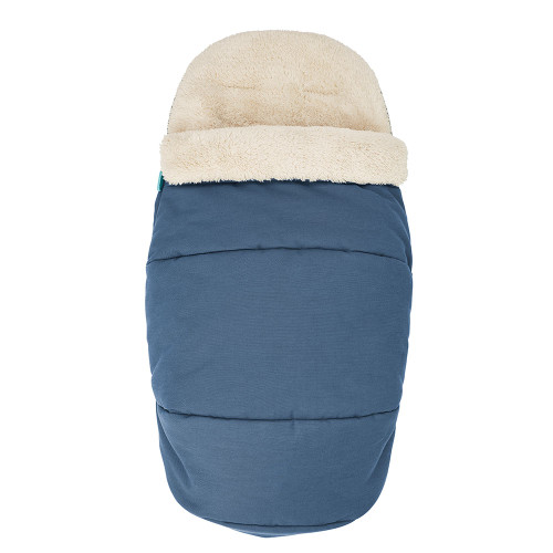 Maxi Cosi 2 in 1 Footmuff - Essential Blue