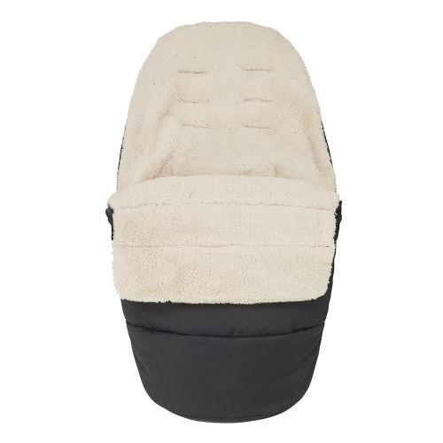 Maxi Cosi 2 in 1 Footmuff - Essential Black