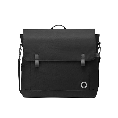 Maxi Cosi Modern Changing Bag - Essential Black (front)
