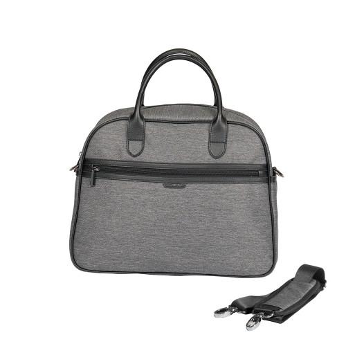 iCandy Peach Bag - Grey Twill