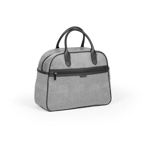 iCandy Peach Bag - Light Grey Check (solo)
