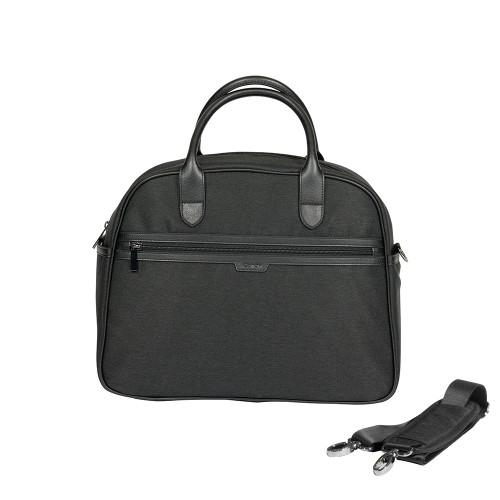 iCandy Peach Bag - Black Twill