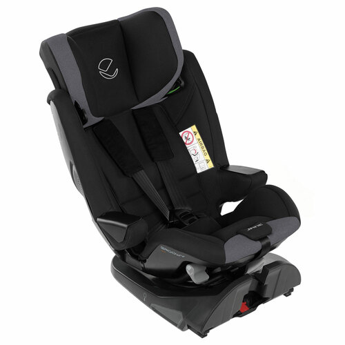Jane Groowy i-Size Car Seat - Jet Black