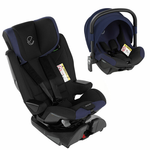 Jane Groowy + Nest i-Size Car Seat - Sailor